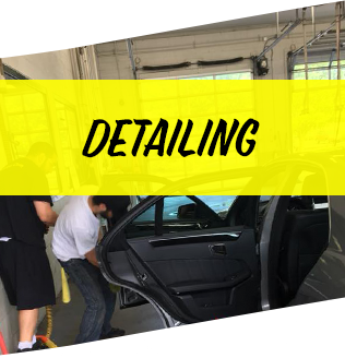 car detailing in North Branford, CT